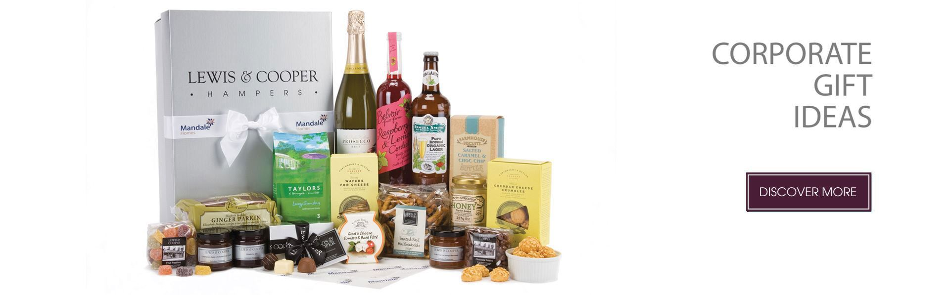 Luxury Hampers from Lewis & Cooper Corporate Gift Hampers ...