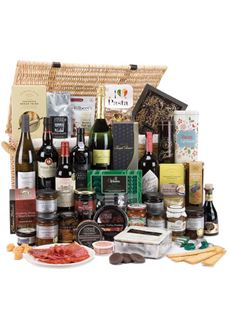 Picture for category Gourmet Hampers