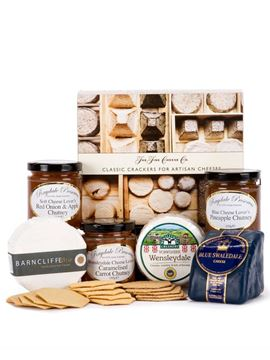 Picture of Cheese & Chutney Gift Box