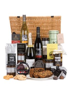 Picture of Executive Food and Wine Basket Hamper