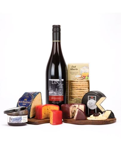 Picture of Wine & Cheese Hamper