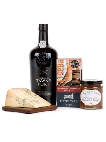 Picture of Port and Stilton Hamper