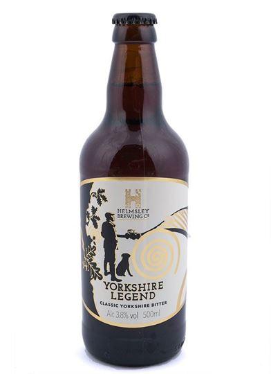 Helmsley Brewing Co. Yorkshire Legend