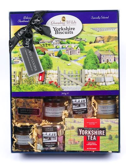 Picture of Yorkshire Scene Gift Box
