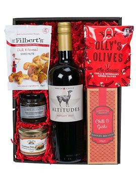 Picture of Lewis & Cooper Red Wine Gift Tray