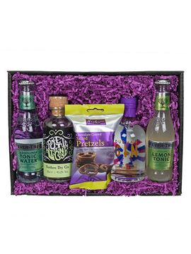 Gin And Nibbles Hamper