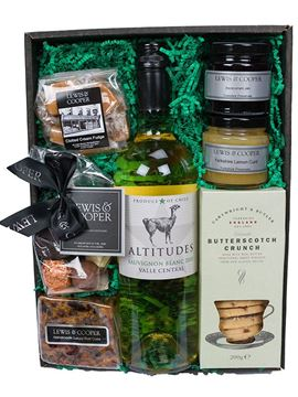 Picture of White Wine Gift Tray