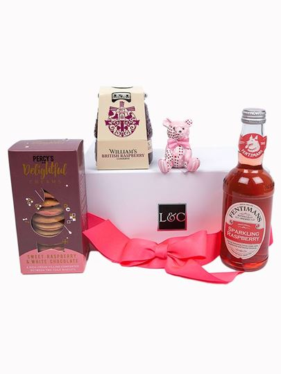 Picture of Baby Girl Gift Box
