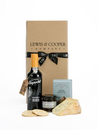 Picture of Port and Stilton Gift Set