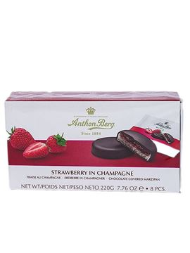 Picture of Anthon Berg Strawberry In Champagne