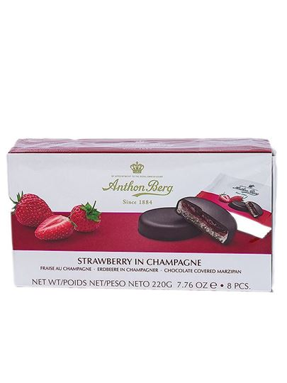 Picture of ​Anthon Berg Strawberry In Champagne