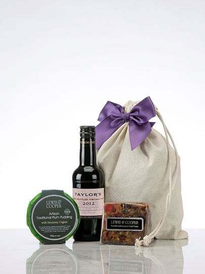 Picture of Port, Pud & Cake Gift Bag