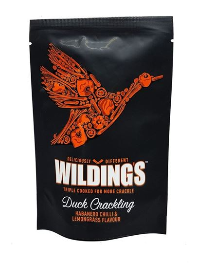 Picture of Wildings Habanero Chilli & Lemongrass Duck Crackling