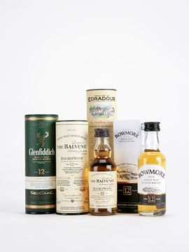 Picture of Single Malt Selection