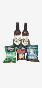 Picture of The Beer & Snacks Gift pack