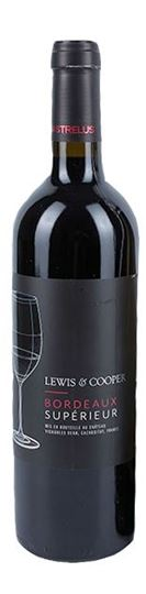 Picture of Lewis & Cooper Bordeaux Superieur 75cl