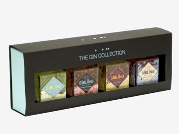 Picture of THE SIBLING GIN GIFT COLLECTION 4PK