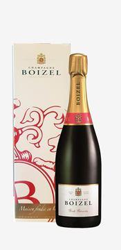 Picture of BOIZEL BRUT RESERVE 75CL  PRESENTATION BOX