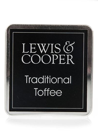 Picture of Lewis & Cooper Yorkshire Traditional Toffee Tin