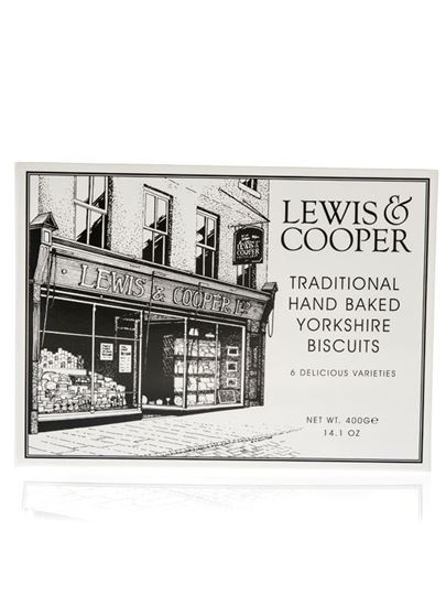 Picture of Lewis & Cooper Traditional  Yorkshire Biscuits