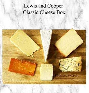 Picture of Lewis and Cooper Classic Cheese Box